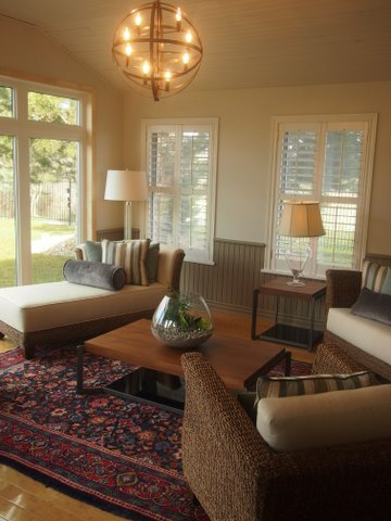 Meadowvale Sunroom
